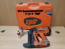Spit Pulsa 800P+ sans Fil Gaz Cloueur 20 Broche Magazines | eBay