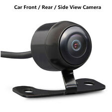 Car Truck Vehicle Rearview Front Side View Backup Reversing Camera 4Pin