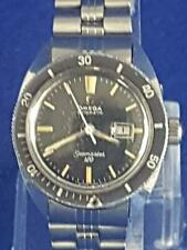 Sought-after Ladies 1960s Omega Seamaster 120 Divers watch Cal 682 Automatic Mvt
