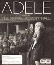 ADELE LIVE AT THE ROYAL ALBERT HALL CD + DVD + BOOKLET