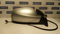 2000-2007 PEUGEOT 307 FRONT RIGHT DRIVERS SIDE WING MIRROR 96577211XT SILVER OEM