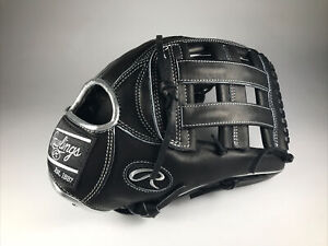 """Rawlings Heart of the Hide 12.75"""" PRO3039-6BPCF Outfielder Glove"""