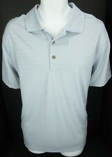 Xl Slim Fit Grand Slam 3 Button Polo Pullover Performance Stay Dry Golf Shirt