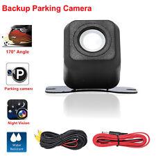170º CMOS Car Rear View Reverse Backup Parking Camera Night Vision HD Waterproof