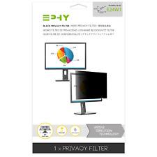 """24"""" Inch 16:10 EPHY Privacy Filter / Anti-Glare for Widescreen Monitor E24W1"""