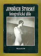1982 JINDRICH STYRSKY – PHOTOGRAPHIC WORK 1935 - 36 # samizdat # surrealism