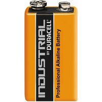 10x MN1604 IN1604  9V E-Block Alkaline-Batterie Duracell industrial Procell