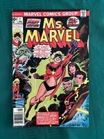 Ms Marvel 1 - GD/VG (3.0) - 1st Appearance of Ms Marvel! - Bright Bold Colors!