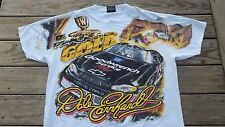 Vintage (2 Sided) NASCAR Dale Earnhardt Wrap Around Print T-Shirt XL racing car