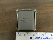 Sangamo 0.5uF 1000Vdc High Voltage Capacitor With Mounting Hardware Usa
