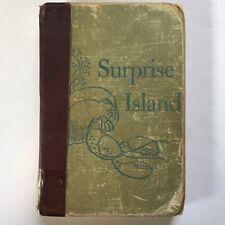 Surprise Island by Gertrude Chandler Warner (1949, 1950, 1st Edition, HC)