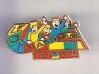 RARE PINS PIN'S .. TOURISME CINEMA MOVIE 4D IMAGE ART PARC FUTUROSCOPE 86 ~CK