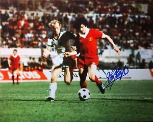 Kevin Keegan Liverpool, Hamburger, England MNT Signed 8x10 Autographed Photo