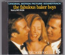 THE FABULOUS BAKER BOYS - ORIGINAL SOUNDTRACK CD ALBUM DAVE GRUSIN WIE NEU! MINT