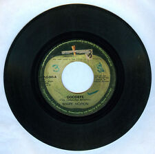 Philippines MARY HOPKIN Goodbye 45 rpm Record