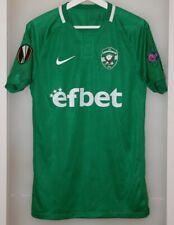 Match worn shirt jersey Ludogoretz Bulgaria national team Europa League Croatia