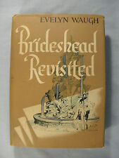 Brideshead Revisited by Evelyn Waugh 1945 American Book Club Ed. is 1st Am. Ed.