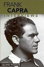 Frank Capra: Interviews (Conversations With Filmmakers Series) by