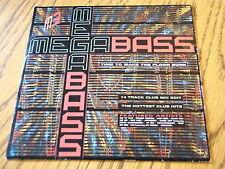 """MEGABASS - TIME TO MAKE THE FLOOR BURN  7"""" VINYL PS"""