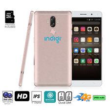 "Indigi Ultra Slim 6"" Android SmartPhone (2SIM + 4G GSM Unlocked + Fingerprint)"