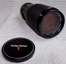 Vivitar Series 1/Canon FD 70-210mm f/3.5 Macro Zoom - Premier Vivitar Line