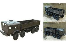 AMXrock Truck Heavy Metal No.8 Scaled Body Metal 4 Achser KIT NEU 22167