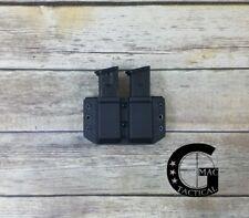 Sig Sauer P229 9/40 Kydex Double Magazine Pouch Outside Waistband Black AMBIDEX