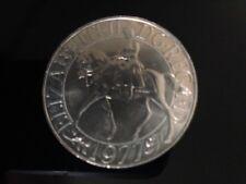 """X27 RARO LA REGINA ELISABETTA II ARGENTO GIUBILEO 1977 CROWN monete £ 5 taglia """"DA COLLEZIONE"""""""