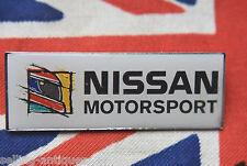 RARE NISSAN MOTORSPORT BADGE
