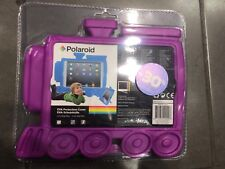 Coque Housse Protection Enfant pour iPad Mini POLAROID avec Support Table