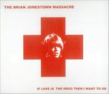 Brian Jonestown Massacre  -  If Love is the Drug then I Want to OD  (4 track CD)
