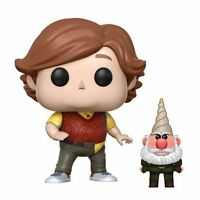 Funko POP! Trollhunters: Toby With Gnome - Stylized Netflix Vinyl Figure 467 NEW