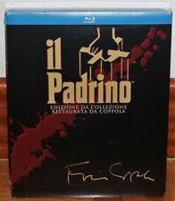 Paramount Blu-ray Padrino Trilogia (ed. Restaurata) (4 Blu-ray) 1972 1974 1990 F