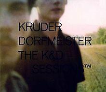 K+d Sessions,the de Kruder & Dorfmeister | CD | état acceptable