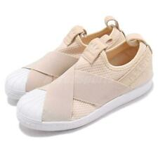 Adidas Originals Superstar Slip-On Athletic Sneakers Shoes CQ2383 Women's Size 9