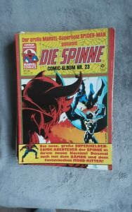 Marvel Comics: Die Spinne ist Spider-Man Band 23 Softcover