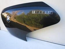 LEFT FAIRING SECTION FRONT BMW R1200RT PART NR 46637682943 DARK GRAPHIT M.946