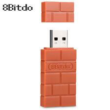 8Bitdo USB Wireless Bluetooth4.0 Receiver Adapter for PC/Windows/Nintendo Switch