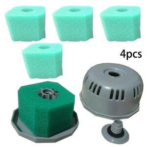 4X Lay In Air Spa Whirlpool-Filter Für S1 V1 Waschbar Für Intex S1 Schaumschwamm