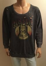 AC/DC Hells Bells Men's Sweater Pullover Size 3