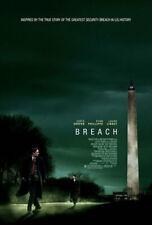 Breach (Zweiseitig Regulär) Original Filmposter