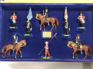 Britains Limited Edition The Honourable Artillery Company #5291 Toy Soldiers Set