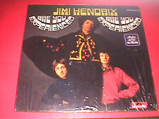 Jimi Hendrix Are You Experienced? Swiss Record Club /German made still in shrink