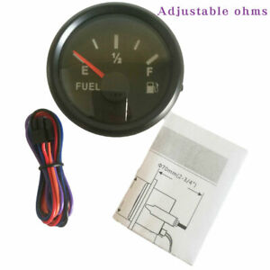 Medidor de gasolina medidor de gasolina regar fuel level gauge 30-240 Ohm blanco nuevo