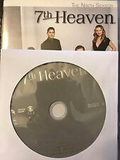 7th Heaven - Season 9, Disc 4 REPLACEMENT DISC (not full season)