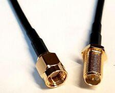 2M Verlängerung Antennenkabel RP SMA Stecker - RP SMA Buchse WiFi A1O2 WLAN m