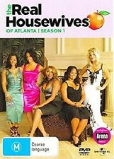 THE REAL HOUSEWIVES OF ATLANTA: SEASON ONE [3 DVD SET] FIRST SERIES 1, REGION 4