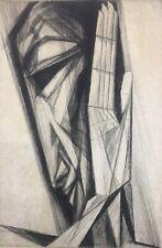 "1958 Isaac Friedlander ""Ecclesiastes"" Woodcut Signed Limited Edition 23/30"