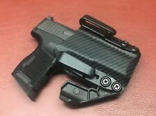 sig sauer p365 aiwb/iwb kydex holster optic compatible