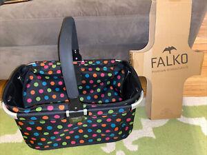 Falko Genius Collapsible Picnic Shopping Basket
